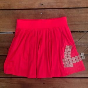 Pink Kate Spade Skirt NWT
